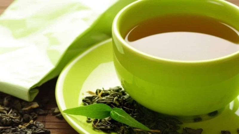 Πράσινο τσάι: Καίει το λίπος