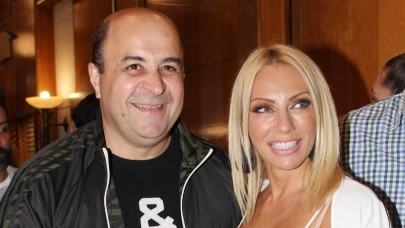 Τρισευτυχισμένοι Μάρκος Σεφερλής και Έλενα Τσαβαλιά: Σε πελάγη ευτυχίας το ζευγάρι