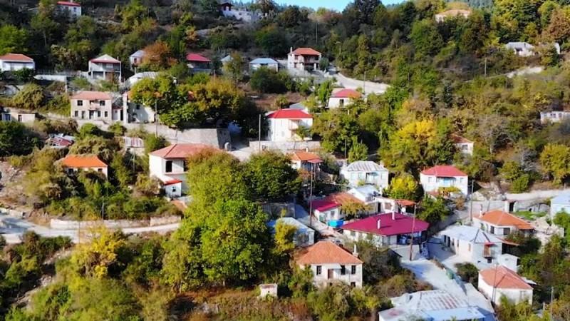 Ευρυτανία: Ταξιδεύουμε στον παραδοσιακό οικισμό Συγγρέλο