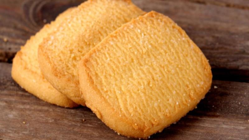 Μπισκότα βουτύρου συνταγή