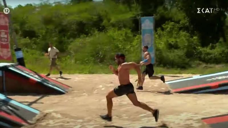 Survivor 4: Και τώρα… πιάστε τους - Πήραν την ασυλία οι «Μπλε»