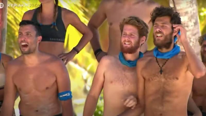 Survivor spoiler 28/02: Ποια ομάδα κερδίζει το έπαθλο φαγητού;