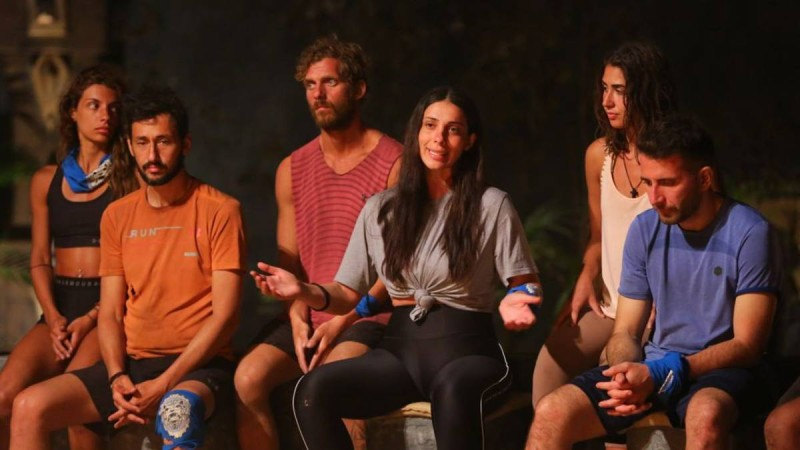 Survivor 4: Για γέλια η ψήφος των «Μπλε» - Αυτοί είναι οι 3 παίκτες προς αποχώρηση
