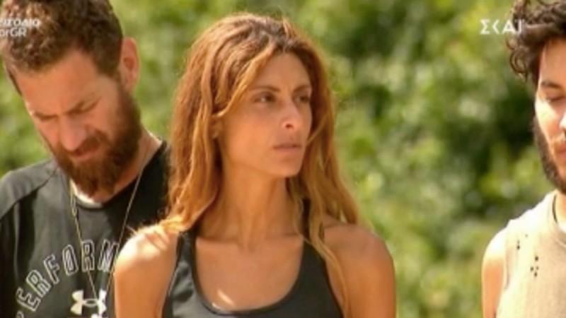 Survivor 4: «Πούλησε» την ομάδα η Ανθή - Ο γιατρός έδωσε το «ΟΚ» κι εκείνη αποχώρησε