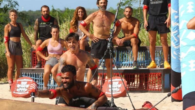 Survivor spoiler 01/02: Επιτέλους κερδίζουν οι Κόκκινοι - Ο ΣΚΑΙ έκανε spoiler από μόνος του! (video)