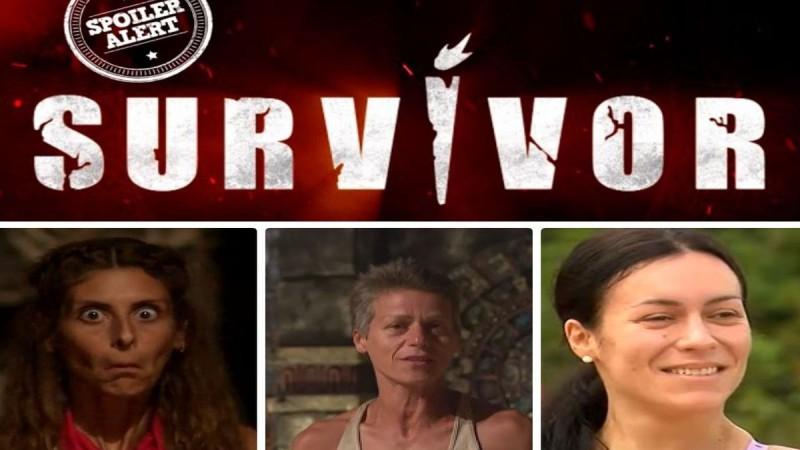 Survivor spoiler 23/02: Επιβεβαιώνεται η πληροφορία μας! Υποψήφιες προς αποχώρηση Ανθή, Σοφία και Μαριάνθη!