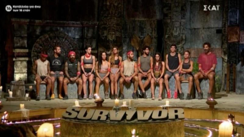 Survivor 4: «Ξεκατίνιασμα» των «Κόκκινων» στο συμβούλιο - Σε κατάσταση «διάλυσης» η ομάδα