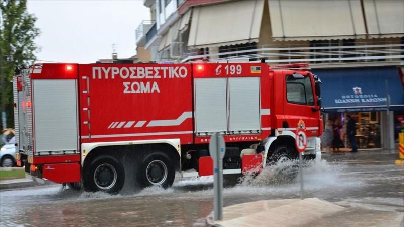 Τραγωδία στον Έβρο: Πυροσβέστης