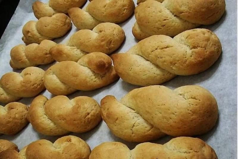 Συνταγή για μπισκότα