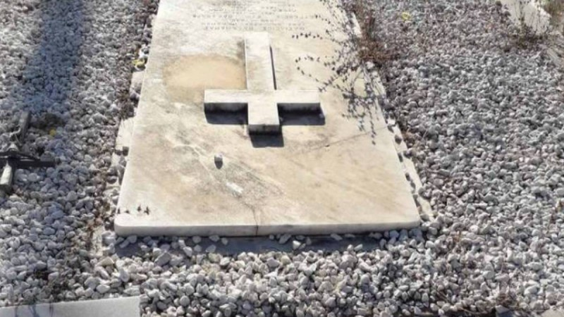 Βρέθηκε έμβρυο σε σακούλα πρόχειρα θαμμένο σε νεκροταφείο