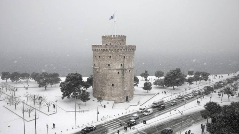 Έρχεται «ιστορική» πολική εισβολή στην Θεσσαλονίκη