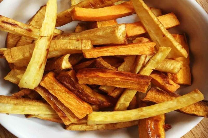 Τι θεραπεύουν οι τηγανιτές πατάτες
