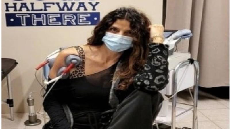 Πόπη Τσαπανίδου: Το άγνωστο πρόβλημα υγείας της