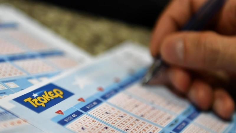 Κλήρωση Τζόκερ: Αυτοί είναι οι τυχεροί αριθμοί για τα 1.700.000 ευρώ