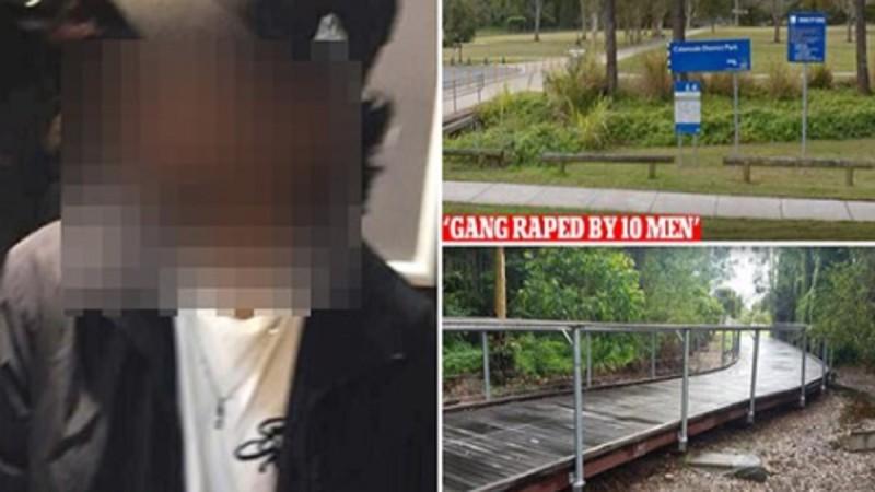 «Ρούφα το π@@@@ μου» - 10 άνδρες βίασαν δύο 15χρονα κορίτσια