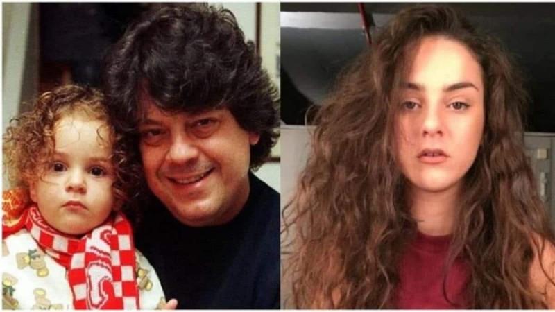Συγκινεί η κόρη του Μπονάτσου: «Φοράω ακόμα ρούχα του μπαμπά μου»