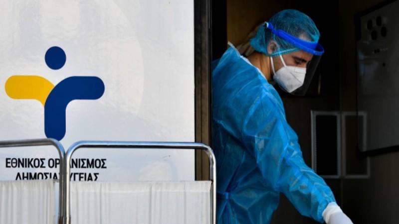 Σεισμός στο σύστημα Υγείας: Πάνω από 2.000 κρούσματα σήμερα!