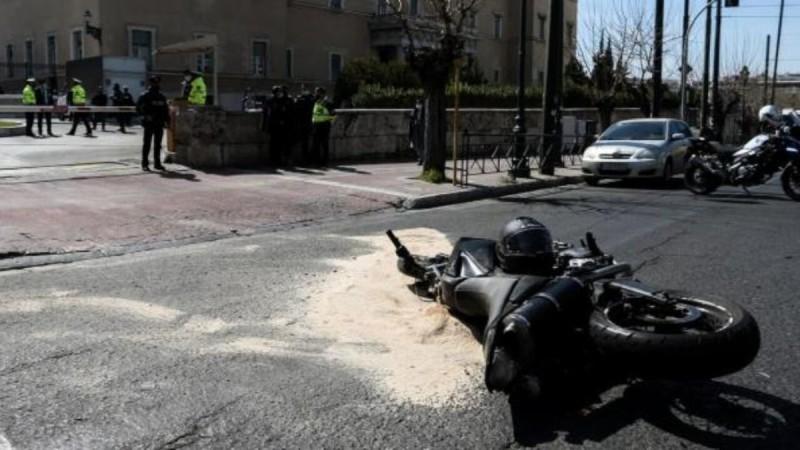 Τροχαίο στη Βουλή: Αποκαλυπτικό βίντεο για το τραγικό δυστύχημα
