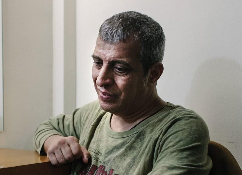 Θέμης Αδαμαντίδης για τη σύλληψή του
