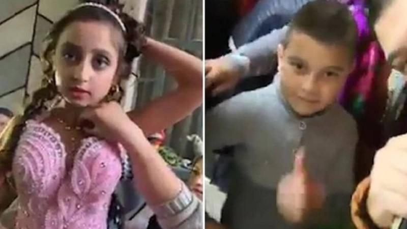 10χρονο αγόρι «παντρεύτηκε» 8χρονο κορίτσι και ο «γάμος» τους προκάλεσε την οργή του διαδικτύου