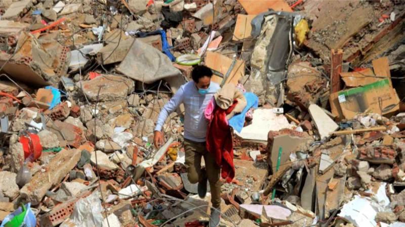 Κατέρρευσε κτίριο στο Κάιρο - Στους οκτώ οι νεκροί