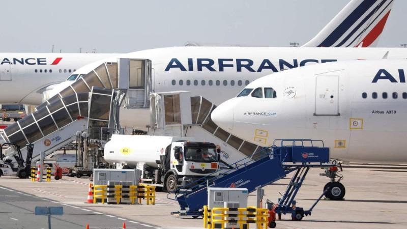 Έκτακτη είδηση από την Air France