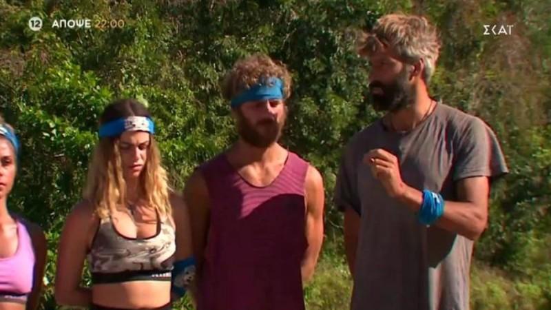 Survivor spoiler Αλλαγή με Αλεξ και Κρις