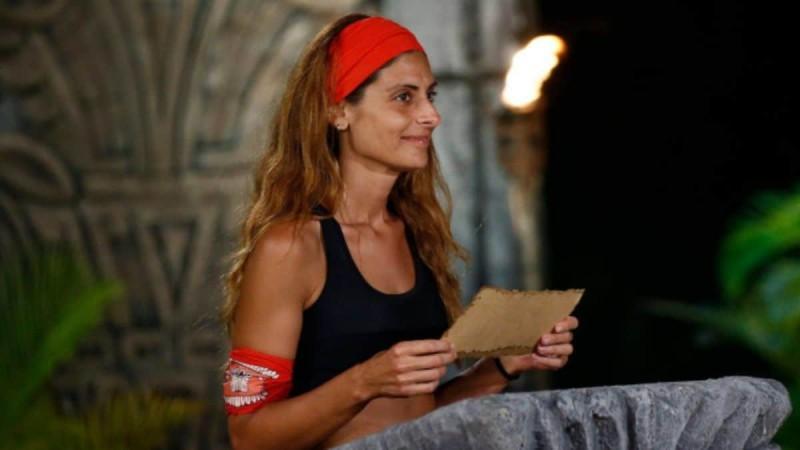 Survivor 4: Η πρώτη ανάρτηση της Σαλαγκούδη μετά την αποχώρησή της!