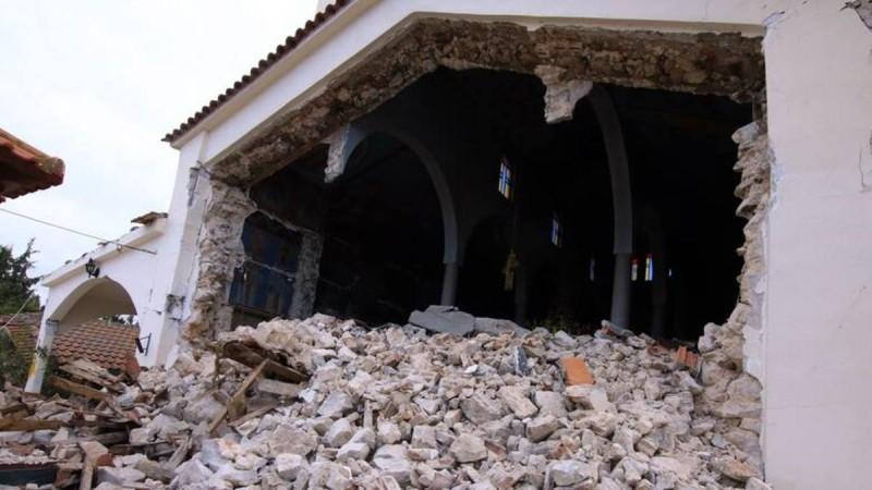 Σεισμός στην Ελασσόνα: Πότε θα δοθούν οι πρώτες αποζημιώσεις - Τι θα γίνει με την εγκατάσταση των 120 οικίσκων