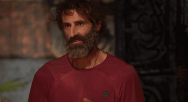 Γιώργος Κοψιδάς Survivor αποχώρηση