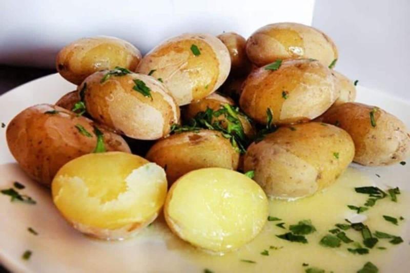 Δίαιτα με πατάτες και γιαούρτι