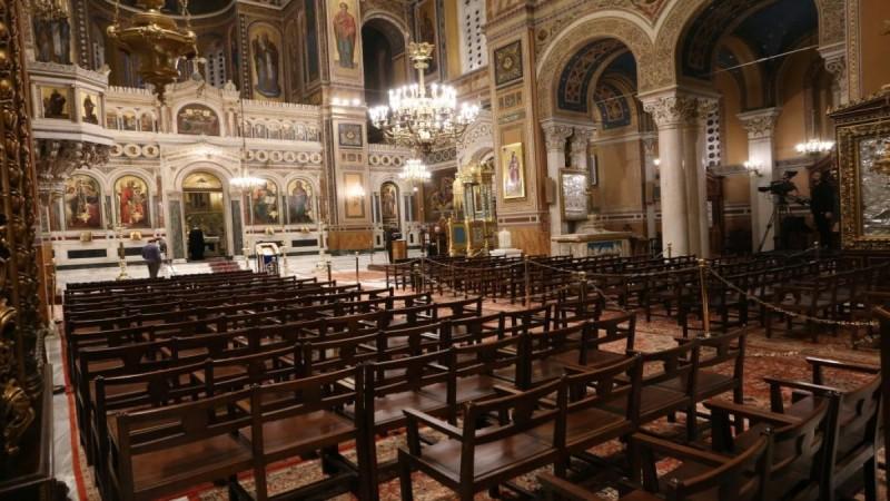 Εκκλησίες: Ποιες και πως θα λειτουργήσουν μέχρι την άλλη Παρασκευή (Video)