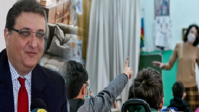 «Βόμβα» Εξαδάκτυλου για τα σχολεία - «Είναι σίγουρο ότι δεν θα ανοίξουν...» (Video)