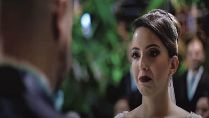 Γαμπρός διέκοψε τον γάμο και παραδέχτηκε την αγάπη του για άλλη γυναίκα - Η αντίδραση της νύφης... (Video)