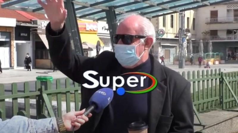 «Και να πληρώσουμε 300 ευρώ δεν λέει τίποτα» - Μερακλής δεν πτοείται από τα πρόστιμα ενόψει Τσικνοπέμπτης (Video)