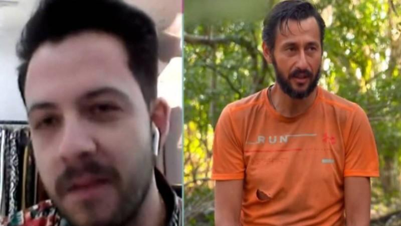 Survivor 4: Ο στυλίστας του Πάνου Καλίδη έβγαλε ψεύτη τον... τραγουδιστή:
