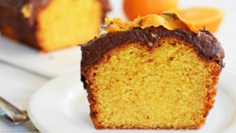 Συνταγή για κέικ λεμόνι
