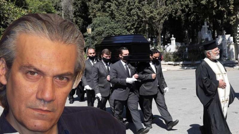 Θεόφιλος Βανδώρος: «Ράγισαν» και οι πέτρες στο Α΄ Νεκροταφείο - Το τελευταίο «αντίο» στον αγαπημένο ηθοποιό
