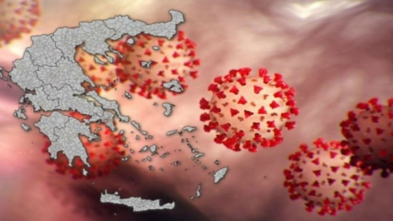 Κορωνοϊός: Στη «δίνη» του 3ου κύματος η Αττική - Οι περιοχές με τα 2.219 νέα κρούσματα