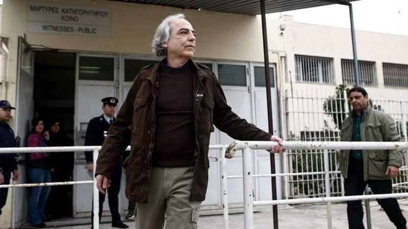 Δημήτρης Κουφοντίνας: Παρέμβαση Προέδρου και Εισαγγελέα του Αρείου Πάγου για την υπόθεσή του