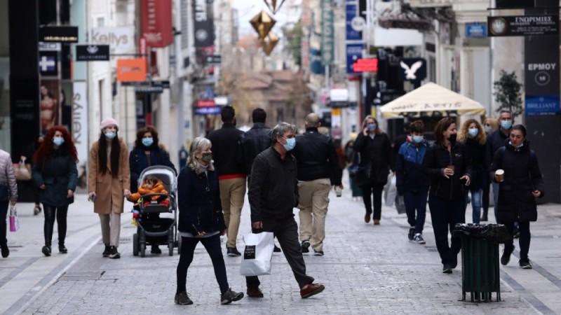 Έτσι θα λειτουργήσουν τα καταστήματα από 22 Μαρτίου - Το 3ωρο SMS στο 13032 και η ακτίνα των 2 χιλιομέτρων (Video)