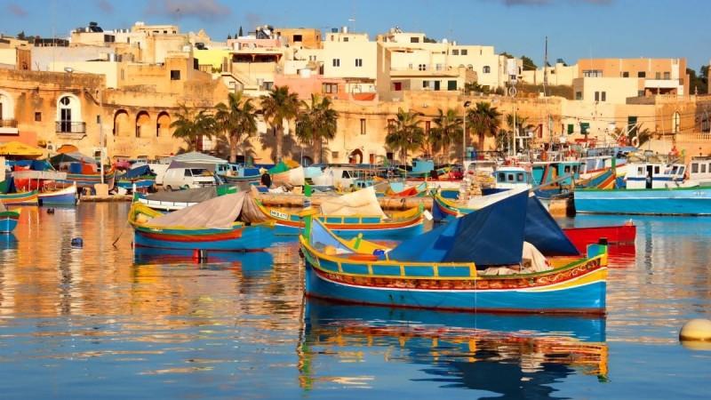 Η φωτογραφία της ημέρας: H Μάλτα και το νησί Γκόζο