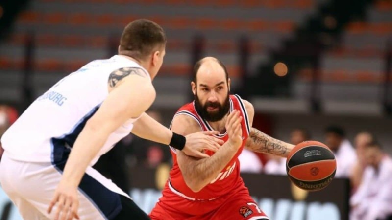 Euroleague: Ο Ολυμπιακός γύρισε το παιχνίδι και νίκησε τη Ζενίτ!