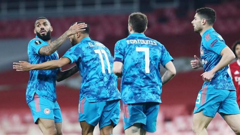 Europa League: Περήφανος αποκλεισμός για τον Ολυμπιακό! (video)