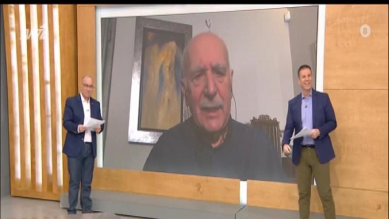Συναγερμός στον ΑΝΤ1: Εκτός ο Γιώργος Παπαδάκης!