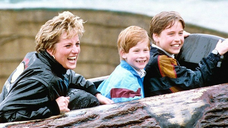 Πριγκίπισσα Νταϊάνα: Αυτό το ποσό άφησε στους γιους της!