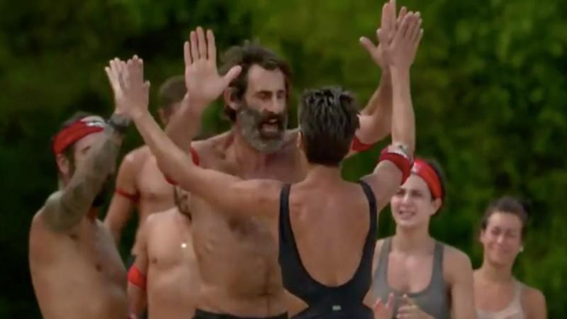 Survivor 4: Η μπριζόλα τους… έδωσε φτερά - Θρίαμβος για τους «Κόκκινους» στο αγώνισμα ασυλίας