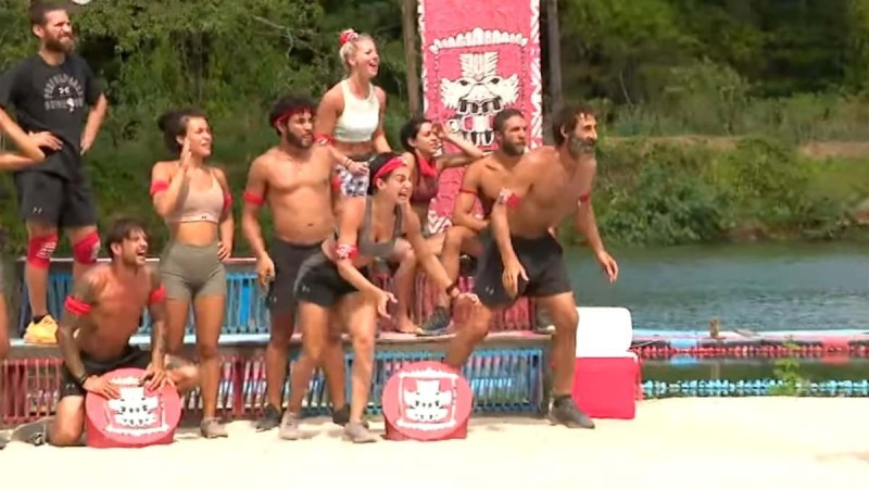 Survivor 4: Τα πέναλτι τους έδωσαν την ασυλία - Νικητές ξανά οι «Κόκκινοι»