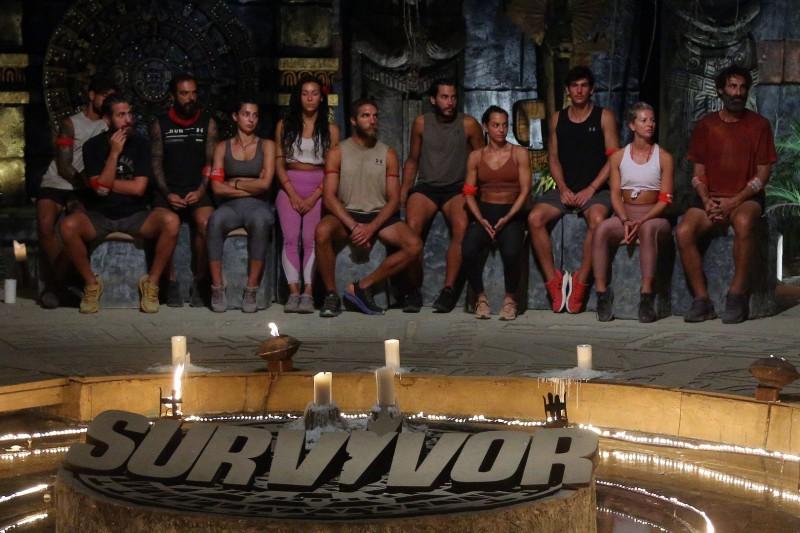 Survivor spoiler αλλαγή στις αποχωρήσεις