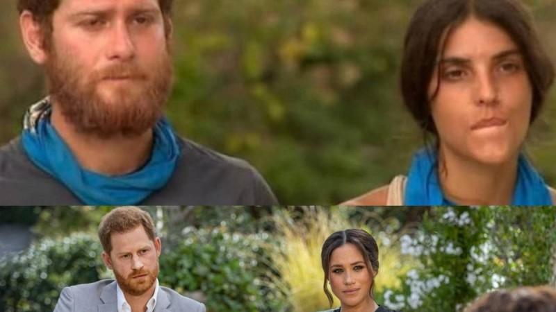Survivor 4: «Έτσι έβλεπε η Ελισάβετ τον Χάρι και τη Μέγκαν»